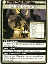 Pathfinder Adventure Card Game - 1x Goblin Fortress - Burnt Offerings