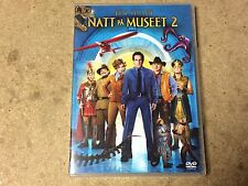 * NEW DVD Film * NIGHT AT THE MUSEUM 2 * DVD Movie * sca