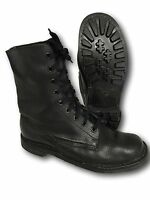 Belgian Paratrooper Boots, 8 eye, Re-Conditioned Welted Sole,Grade 1