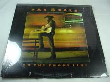 Dan Seals - On The Front Line - Sealed New - Free Shipping