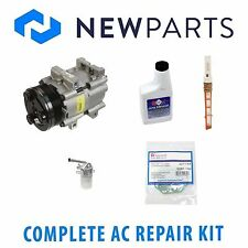 Ford Focus 2000-2002 2.0L DOHC AC A/C Repair Kit With NEW Compressor & Clutch