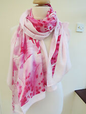 NEW !!TED BAKER  Floral Split Long Scarf - VERY PRETTY!!