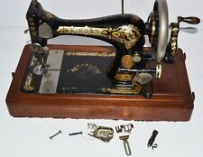 Antique Singer 28K Hand Crank Sewing Machine c1899 - FREE Delivery [PL2167]