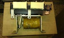 Enorme relè relay contattore meccanico bobina 24V contatto 100 Ah 1NA+1NC