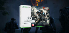 Microsoft Xbox One S Gears Of War 4 Bundle 1 TB White Console - BNIB Sealed UK