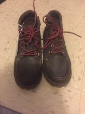Timberland Suede Kids Size 2y Ortholite Brown Boy  Boots Cold Weather