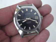 VINTAGE SOVIET SEKONDA- POLJOT  MENS WRISTWATCH 30 JEWELS AUTOMATIC