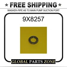 9X8257 - WASHER-PIPE AS TO MAIN PUMP SUCTION PORT  for Caterpillar (CAT)