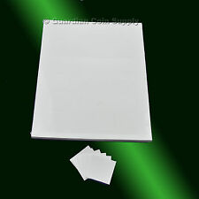 1000 2x2 Paper Inserts For Vinyl Flips - Coin Supplies