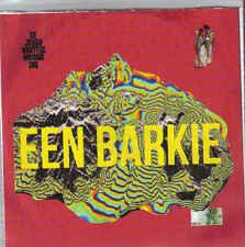 De Jeugd Van Tegenwoordig-Een Barkie Promo cd single