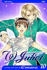 W Juliet: V. 10, Emura, New Book