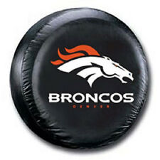 Denver Broncos Medium Spare Tire Cover [NEW] NFL Car Auto Wheel Nylon CDG