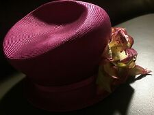 Philip Treacy • rare designer hat • #springracing