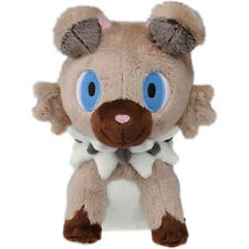 1x Authentic Sealed Takaratomy Pokemon Sun & Moon Stuffed Plush Doll - Rockruff