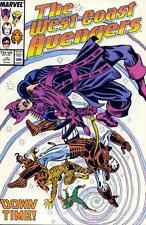 West Coast Avengers (1985-1994) #19