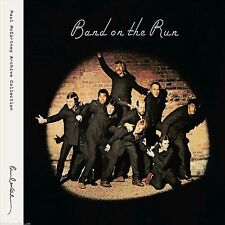 PAUL MCCARTNEY & WINGS - Band On The Run [CD New]