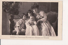 Vintage Postcard Duchess Marie Gabrielle in Bavaria Crown Princess Rupprecht