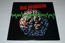 Steve Smith~Vital Information~1983 Columbia Records FC 38655~Journey~PROMO