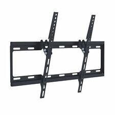 "Slim Super Thin Flat Wall Mount Bracket LCD LED PC Screen up to 70"" TVs For Room"