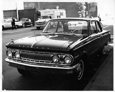 1962 Mercury Comet Photo Poster Z0314