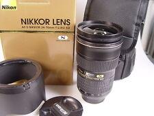 NIKON  AF S  Nikkor 24 - 70 mm 2,8  G ED  -