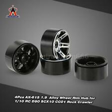 AUSTAR 1.9 Alloy Wheel Rim Hub RC Car Accessories for 1/10 RC Rock Crawler O7X3