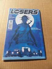 The Losers  15  .  Sky Captain   CD - DC / Vertigo 2004 - VF  / NM
