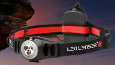LED LENSER Zweibrüder H3 Linterna Frontal Luz De Cabeza ajustable 60 Lumen
