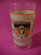 BEER Cocktail Drink GLASS ~^~ KENTUCKY DERBY 130 Churchill Downs 2004 + History