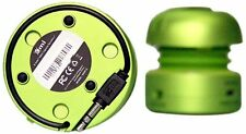 XMi X-mini Max Duo Portátil Mini Altavoces Con Jack De 3.5mm - Verde Nuevo