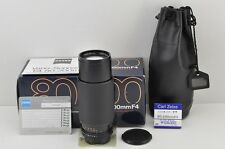 CONTAX Carl Zeiss Vario-Sonnar T* 80-200mm F4 MMJ MF Lens for CY Mount #170328h