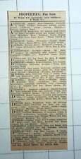 1939 Dunston Maple Avenue Semi-detached Sacrifice £450