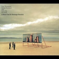 1 CENT CD Four Thousand Seven Hundred and Sixty-Six Seconds:TEENAGE FANCLUB!!
