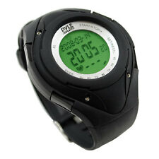 New Pyle PHRM38BK Heart Rate Monitor Watch W/ Calorie Counter & Target Zones