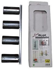 wip Skihalter / Schaufelhalter Wandhalter Wandhalterung Aufbewahrung Kautschuk