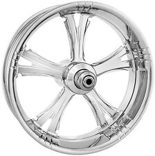 Xtreme Machine - 1290-7806R-XFR-CH - Fierce Rear Wheel~ 67-8370