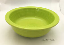 Fiestaware 1qt Large Serving Bowl Lemongrass  Homer Laughlin Fiesta