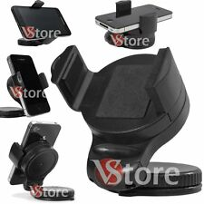 SUPPORTO DA AUTO IPHONE SAMSUNG CELLULARI IPOD MP3 MP4 GPS UNIVERSALE VENTOSA