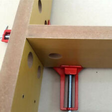 90°Degree Right Angle Picture Frame Corner Clamp Holder Woodworking Hand Kit EW