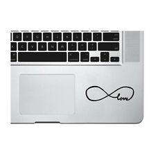 "Love Infinity Vinyl Decal Apple Macbook Pro Air Sticker Durable 11"" 13"" 15"""