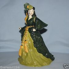 ROYAL DALTON 9 INCH SCARLETT O'HARA FIGURINE- GONE WITH THE WIND