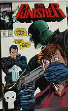 THE PUNISHER n° 42 ( Marvel ) 1990, VENDS COMICS A 2 €