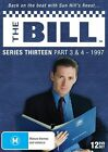BRAND NEW SEALED The Bill : Series 13 : Part 3 - 4 (DVD, 2013, 12-Disc Set) R4