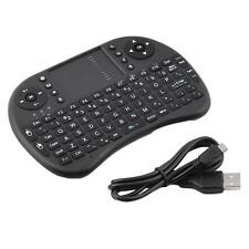 Raspberry Pi Mini Wireless Handheld Remote Control Keyboard with Multi Touch HB