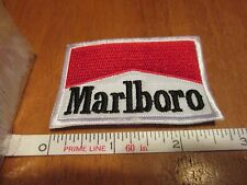 LOT OF 2 MARLBORO  PATCHES 2.3/4 INCHES LONG SWEET LOOKING