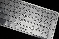 "Clear TPU Keyboard Protector Cover For 17.3"" HP Envy M7-U109DX laptop"