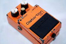 Free Shipping Boss DS-1 Distortion Guitar Effect Pedal Made in Japan MIJ Vintage