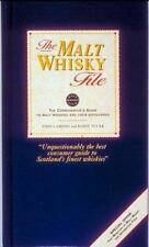 The Malt Whisky File: A Connoisseur's Guide to Malt Whiskies and Distilleries
