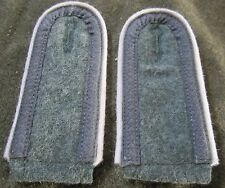 WWII GERMAN HEER ARMY INFANTRY JR. NCO TUNIC SHOULDER BOARDS-SUBDUED TRESSE