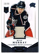 13-14 Dominion AUTHENTIC MATERIAL xx/99 Made! Ryan MURRAY - Blue Jackets